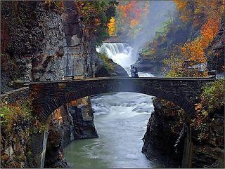 Bridge over the River Beautiful
