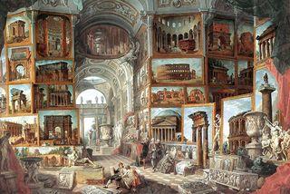 Pannini,_Giovanni_Paolo_-_Roma_Antica_-_1754-1757